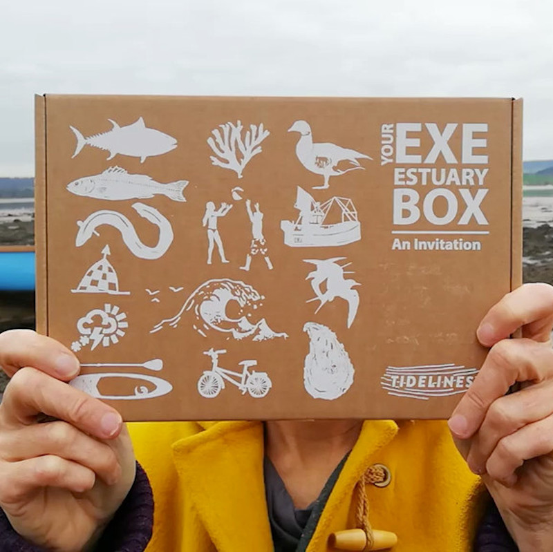 The Exe Estuary Box