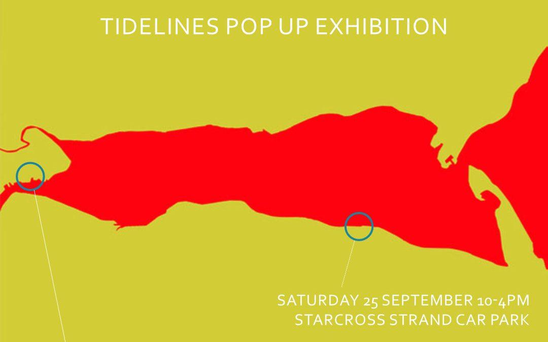 Pop-Up Tidelines Exhibition Sat 25 & Sun 26 September
